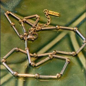 Napier Gold & Silver Necklace